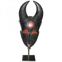 Rare African Baoule Mask (USD)